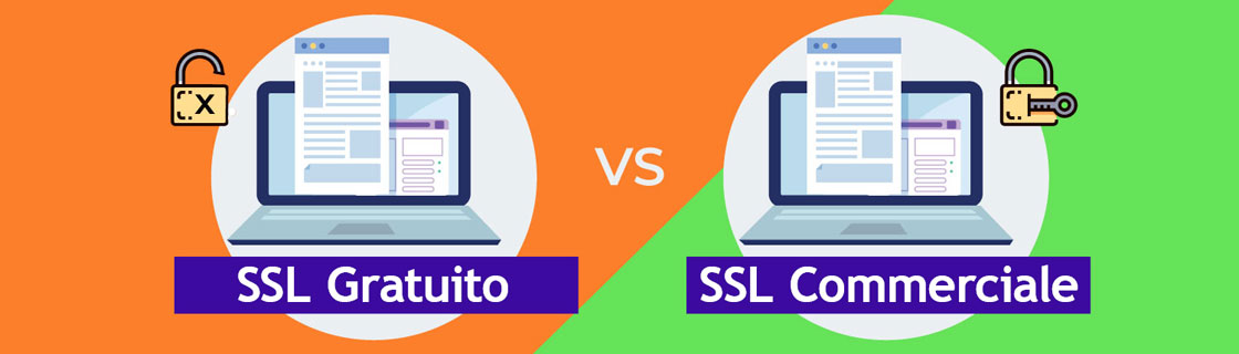 SSL - Gratuito vs Commerciale